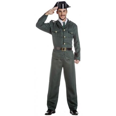 Disfraz Guardia Civil