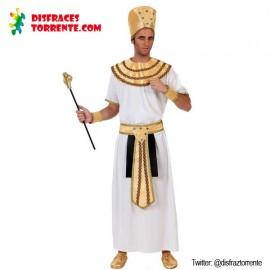 Disfraz Faraón Egipcio Rey del Nilo