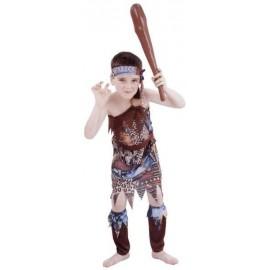 Disfraz de Cavernicola Troglodita para Niños.