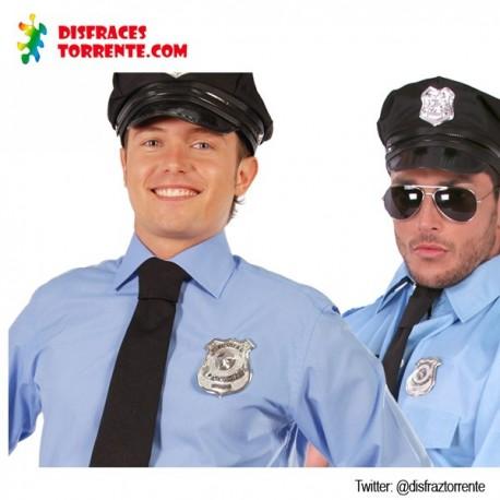 Placa de Policia.