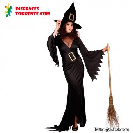 comprar Disfraz Bruja Negro halloween