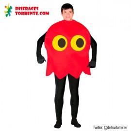 Disfraz Pack-Man comecocos