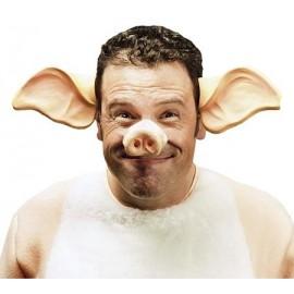 Diadema Orejas de Cerdo Cerdito