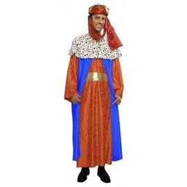 Disfraz de Rey Mago Baltasar, Traje Rey Mago