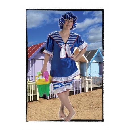 Disfraz Bañista años 20