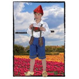 Disfraz de Tiroles Niño