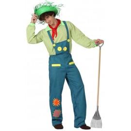 Disfraz de Granjero Campesino Adulto