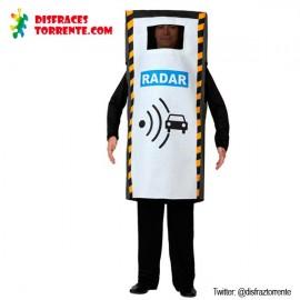 Disfraz de Radar de Tráfico.
