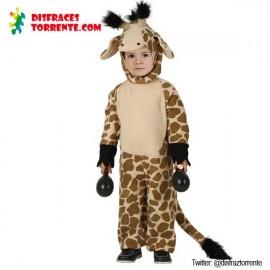 Disfraz Jirafa niños