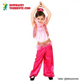 Disfraz bailarina vientre árabe
