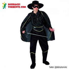 Disfraz Zorro Bandido