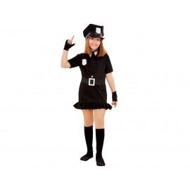 Disfraz de Policia Niña