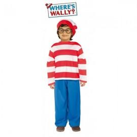 Disfraz de Wally Infantil