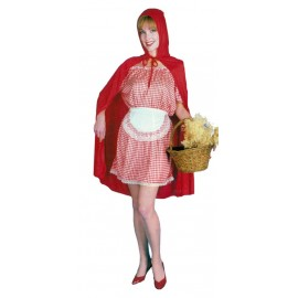Disfraz Caperucita Roja mujer