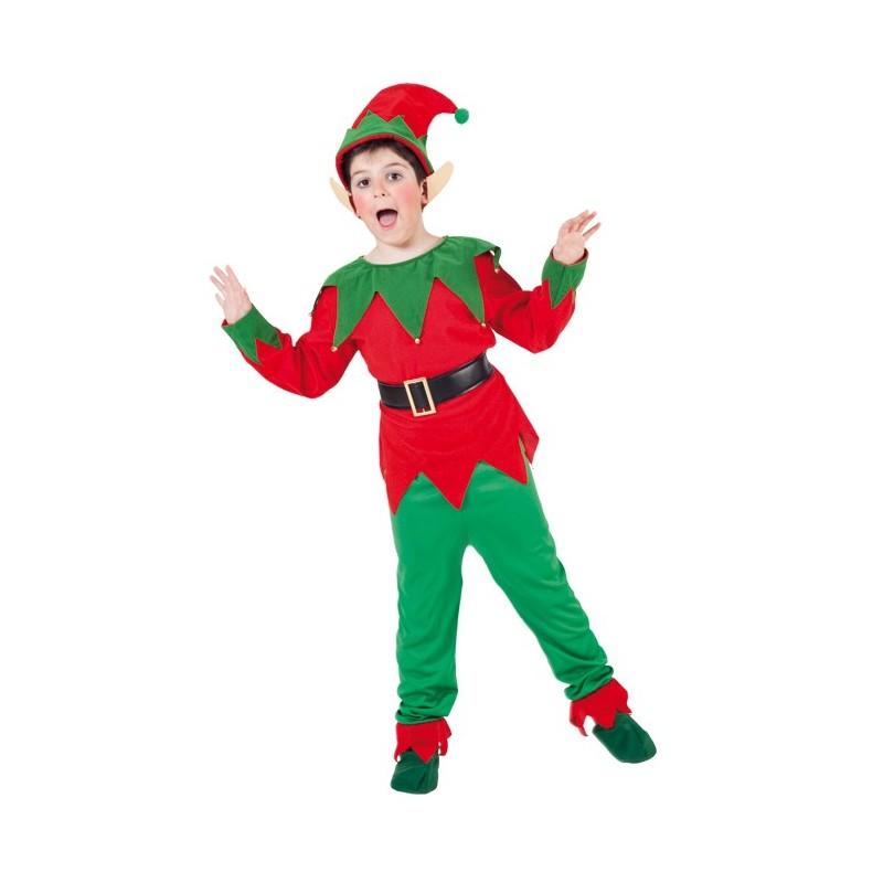 disfraz de elfo duende env o garantizado 48h