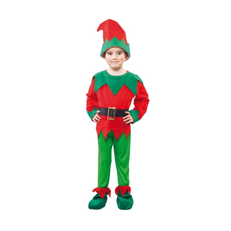 Disfraz de elfo duende env o garantizado 48h - Disfraces duendes navidenos ...