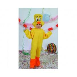 Disfraz de Canario 2-4 años