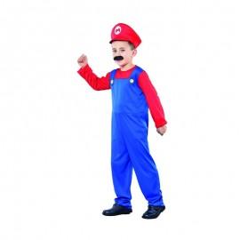Disfraz de Fontanero Mario