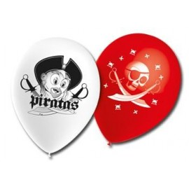 Globos Pirata Cumpleaños