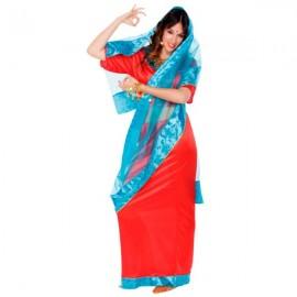 Disfraz bailarina Bollywood Hindú