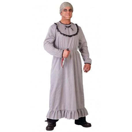 Disfraz Abuela Asesina (Psicosis)