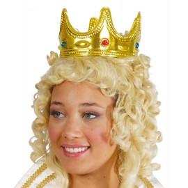 Corona de Reina o Rey Oro