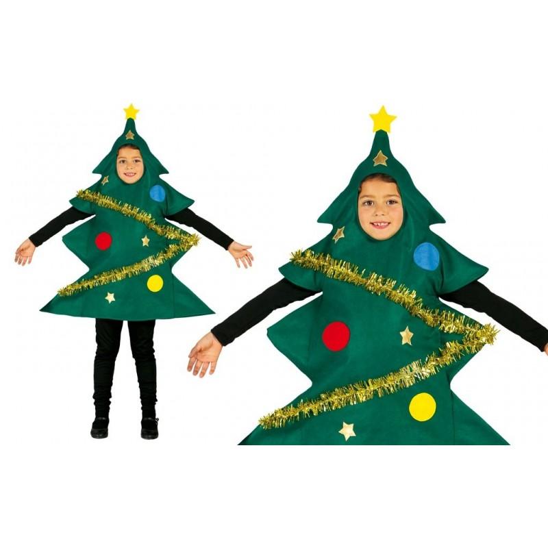 Disfraz de arbol de navidad infantil env o garantizado 48h for Arbol navidad infantil