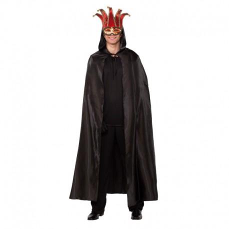 Capa Capucha Negra