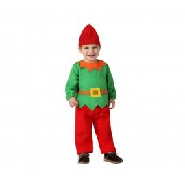 Disfraz de Duende Elfo Infantil.