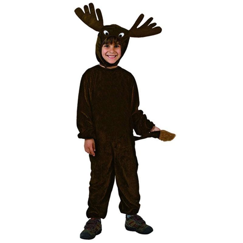 Disfraz de reno para ni os env o garantizado 48h - Disfraz de reno nina ...