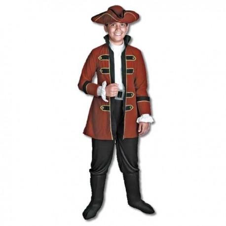 Disfraz Rey Pirata (13-15 años)