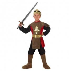 Disfraz Caballero medieval niños