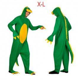 Disfraz de Dinosaurio Dragón adulto XL