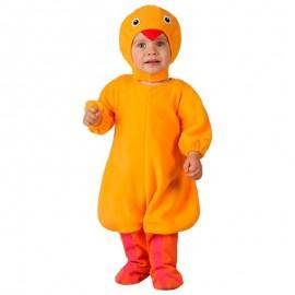 Disfraz de pollito bebe