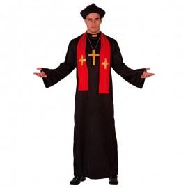 Disfraz de Cura pecador