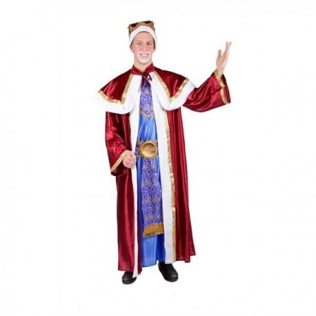 Vestido Rey Melchor Navidad