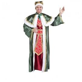 Vestido Rey Gaspar Navidad