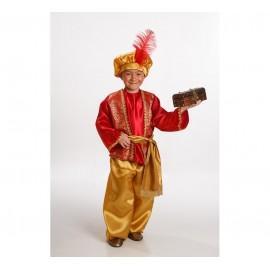 Disfraz de Paje del Rey Gaspar Infantil