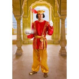 Disfraz de Paje del Rey Gaspar Adulto