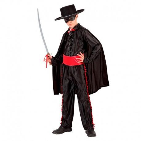 Disfraz de Zorro enmascarado Bandido