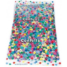 Confetti Papel Multicolor