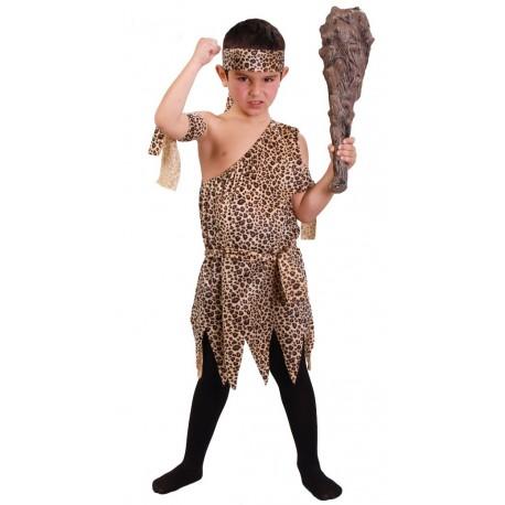 Disfraz de Troglodita Cavernicola