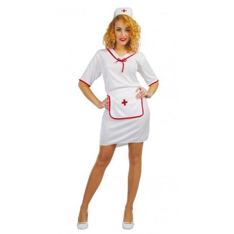 Disfraz de Enfermera Adulto