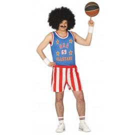 Disfraz de Jugador de Baloncesto Americano