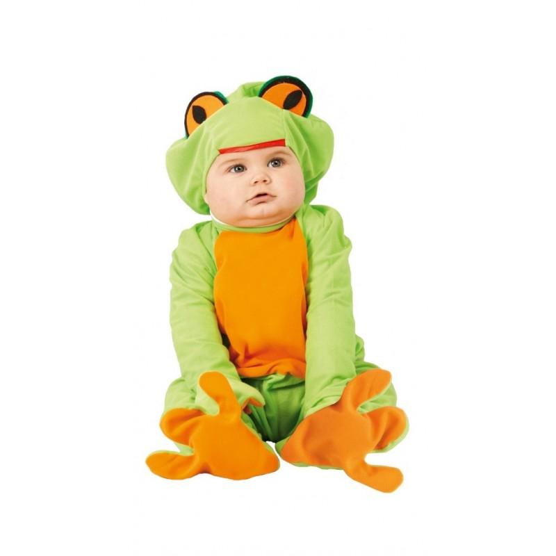 Disfraz de rana para bebe env o garantizado 48h - Disfraces para bebes de un ano ...