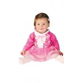 Disfraz de Princesa Rosa Bebe.