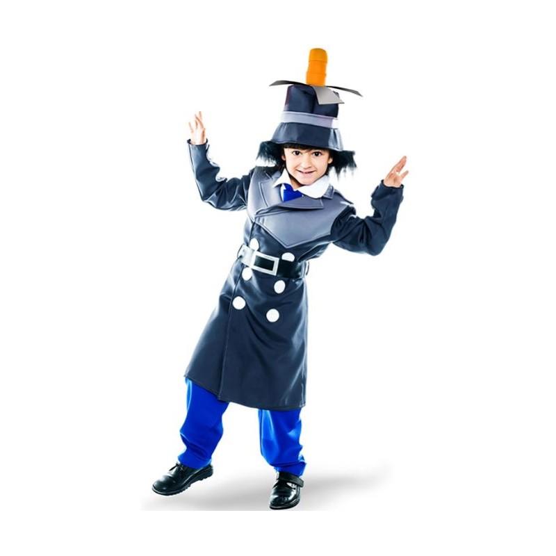 disfraz detective infantil env o garantizado 48h