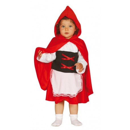 Disfraz de caperucita roja bebe disfraces torrente - Disfraz bebe caperucita roja ...