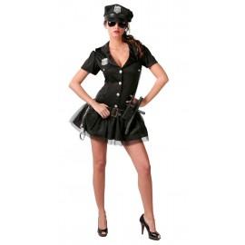 Disfraz de Policia para Mujer.