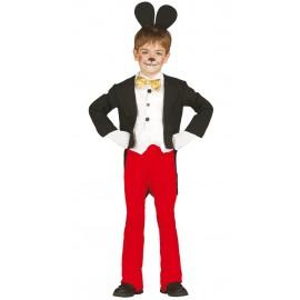 Disfraz de Mickey Mouse Infantil.
